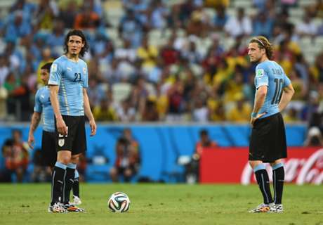 Cavani: Experience can see off England