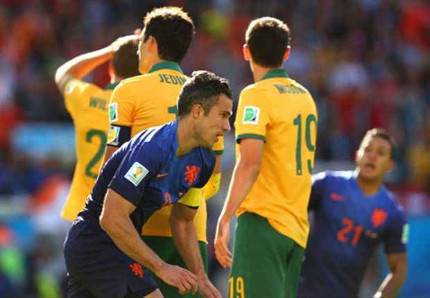 Van Persie, Santi Cazorla and more - how the Premier League stars performed on World Cup day seven