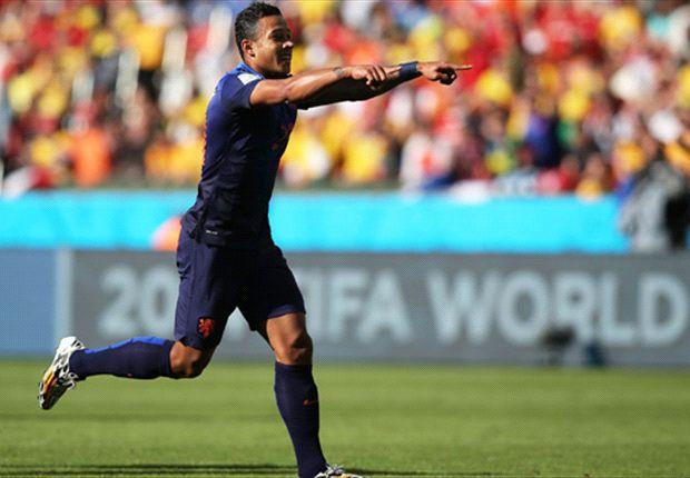 Australia 2-3 Holanda: Arjen Robben y Robin Van Persie encarrilan el pase a octavos