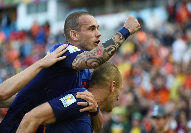Sneijder: Why can't Netherlands win the World Cup?