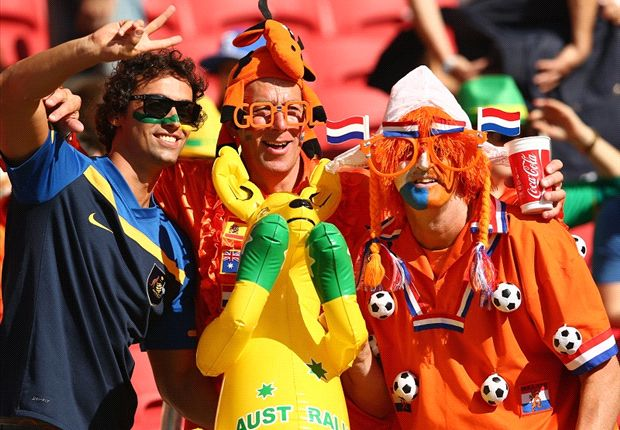 Three lessons from Australia 2-3 Netherlands
