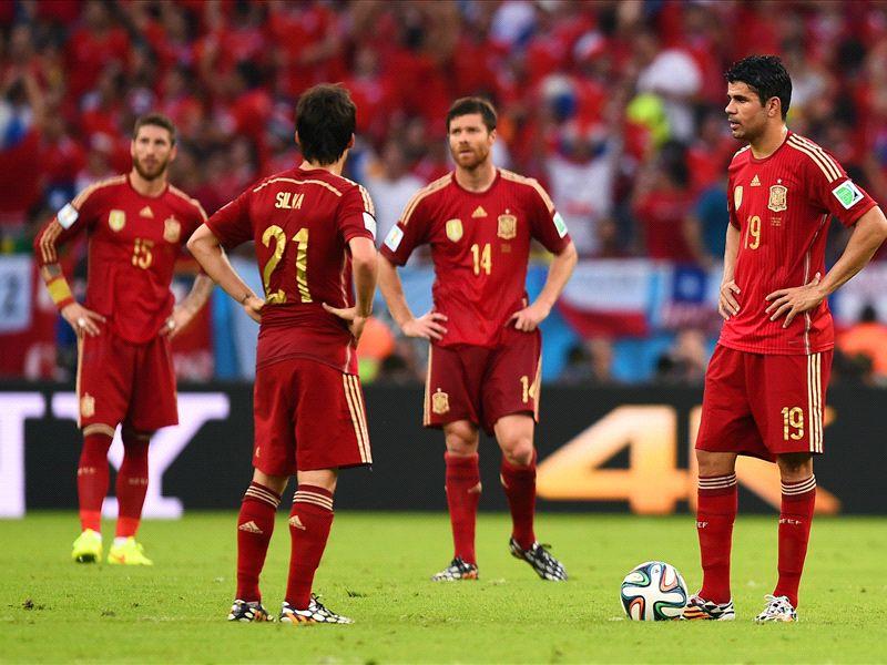 Hiszpania. /fot. goal.com