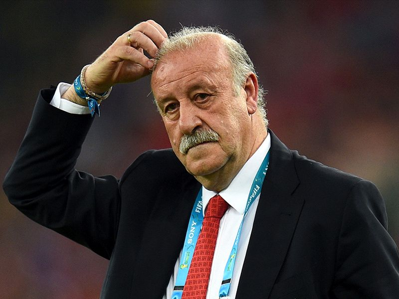 Del Bosque: I'll leave if I'm a hindrance to Spain