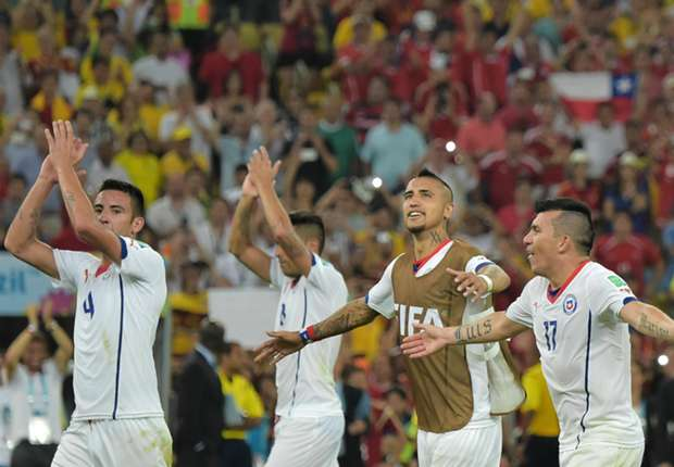 Vidal: Chile will shock the world