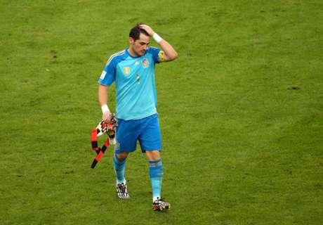 Del Bosque Bantah Casillas Pensiun
