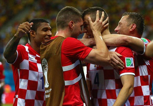 Croacia se floreó y ahora va por México