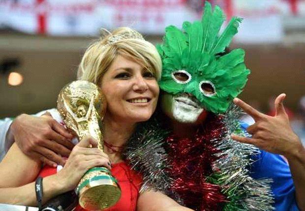 Italia - Costa Rica: Sigue en vivo el Mundial de Brasil en Goal