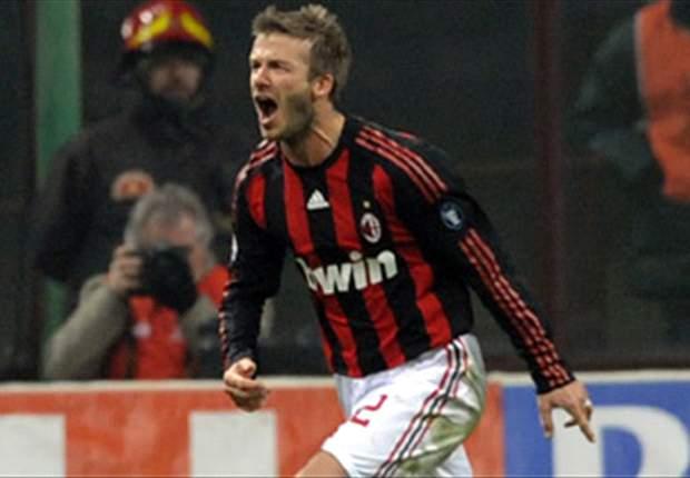 Calcio Debate: Could Success At AC Milan Make Beckham Britain's Best Ever Abroad?