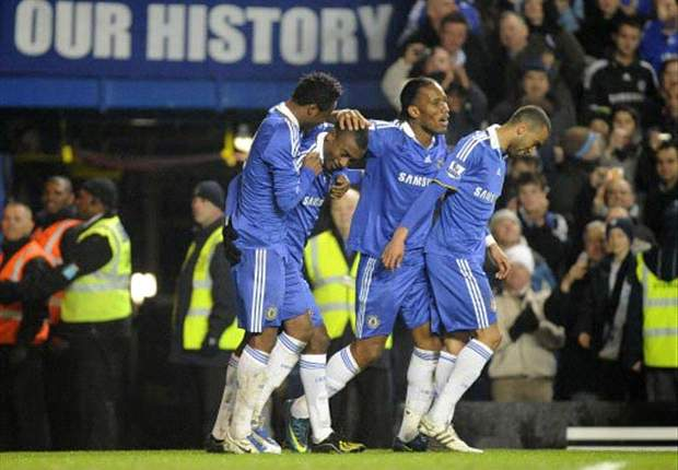 Chelsea & Kalou Two Good For Middlesbrough