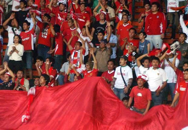 Ranking FIFA: Indonesia Makin Terpuruk