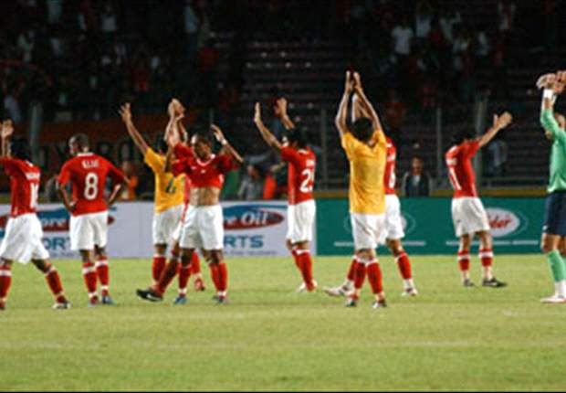 Timnas Indonesia Cetak Rekor Ranking FIFA Terendah