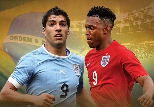 Uruguay - Inglaterra: Sigue en vivo el Mundial de Brasil 2014 en Goal