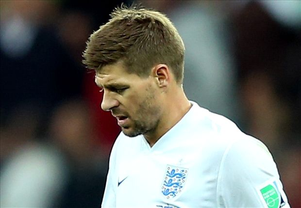 'My priority now is Liverpool' - watch Steven Gerrard's interview after England retirement