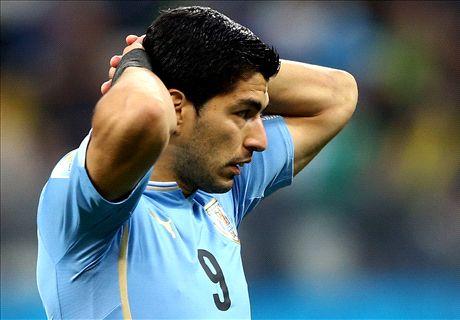 Baloney d'Or: No Suarez, no credibility