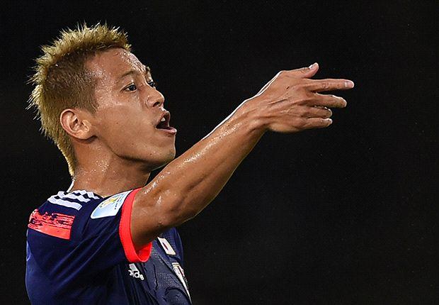 Japan 0-0 Greece: Asians held by ten man Ethniki