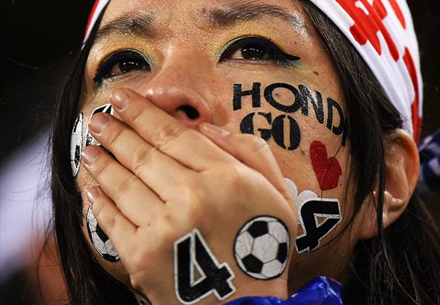 Three lessons from Japan 0-0 Greece