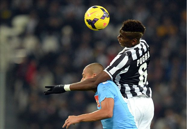Inler relishing battle with 'huge talent' Pogba