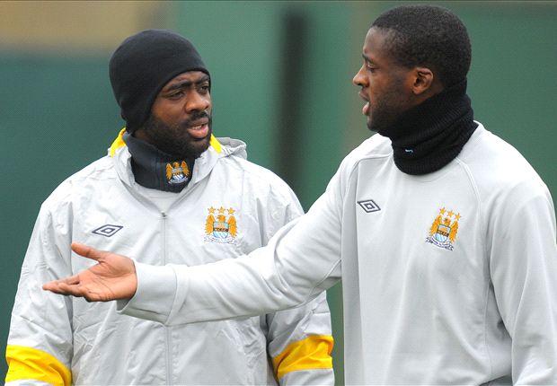 Los hermanos Touré son parte de la Selección de Costa de Marfil que está en Brasil.