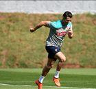 Veloso: Ronaldo is training well