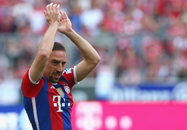 Ribery hungrier than ever, says Sammer