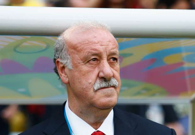 Spain players only think of themselves - Del Bosque