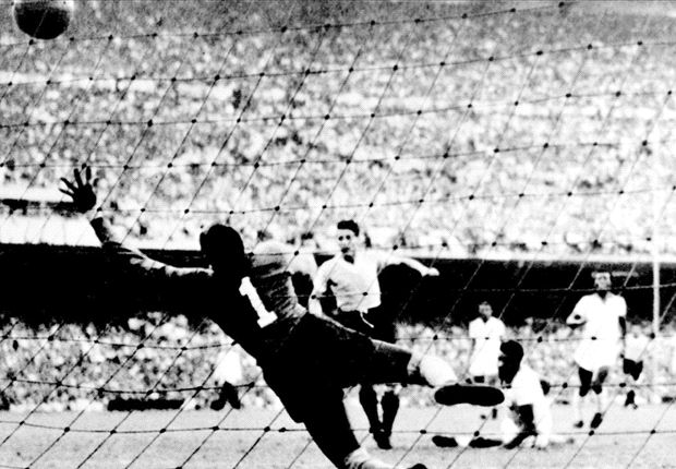 Start Believing: Barbosa's demons of the Maracana