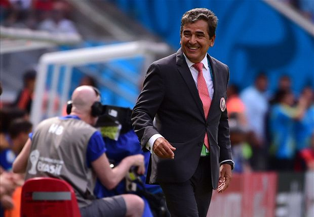'Group of Death? Only for the others' - Costa Rica boss Pinto