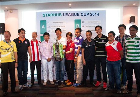 Two NFL sides for 2014 StarHub League Cup