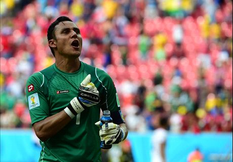 The lowdown on new Madrid star Navas