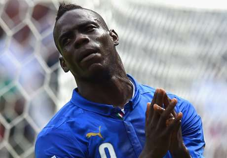 Conte drops Balotelli from Italy squad