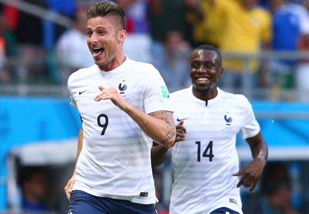 Giroud: World Cup an 'exceptional adventure' for France