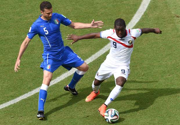 Thiago Motta: 'Crazy heat' beat Italy - not Costa Rica