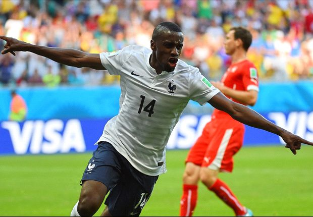 Matuidi: Germany are favourites to win quarter-final clash