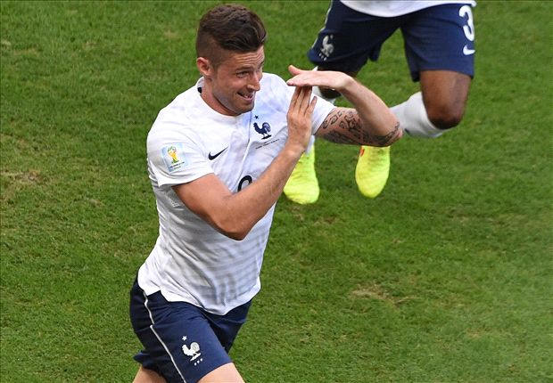 Giroud, Joel Campbell & more - how the Premier League stars performed on World Cup day nine