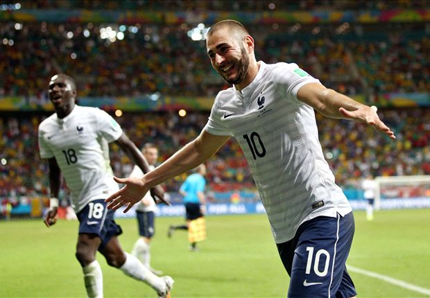 Benzema: I feel 100 percent but I can get better