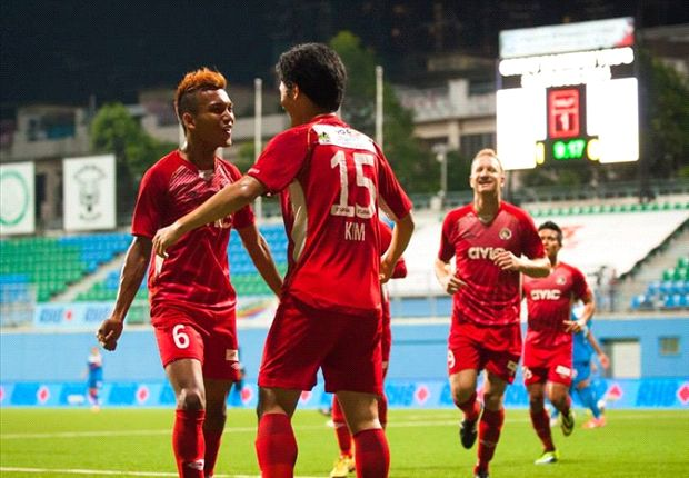 Home stunned by clinical Balestier