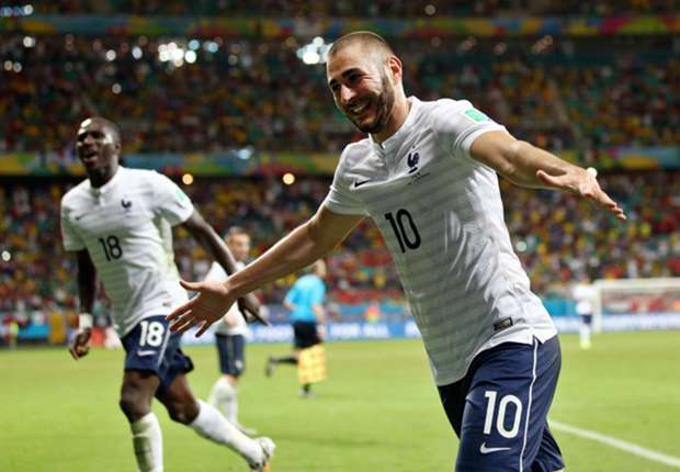 Benzema: France play without emotion