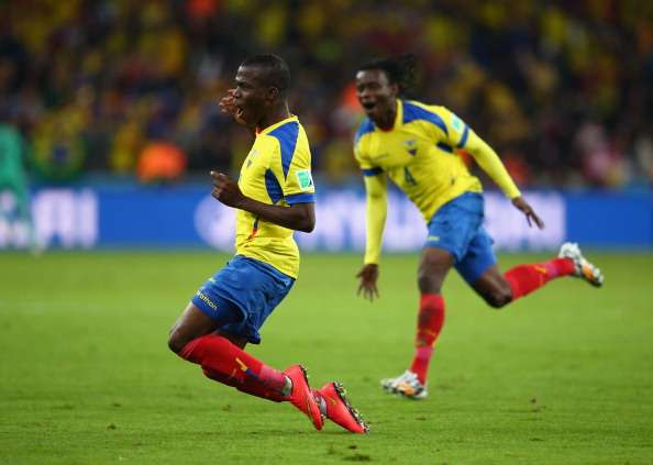 Honduras 1-2 Ecuador: Valencia at the double in El Tri comeback