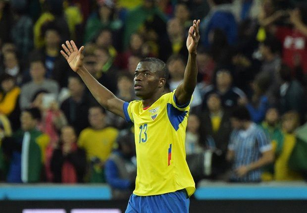 Enner Valencia agrees to West Ham move