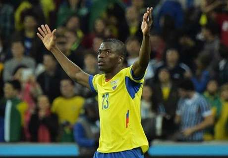 Mercato, Enner Valencia à West Ham (officiel)