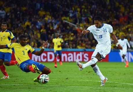 ชลบุรียิ้ม!คอสต์ลีย์เปิดซิงสกอร์ให้ฮอนดูรัสในฟุตบอลโลก(มีคลิป)