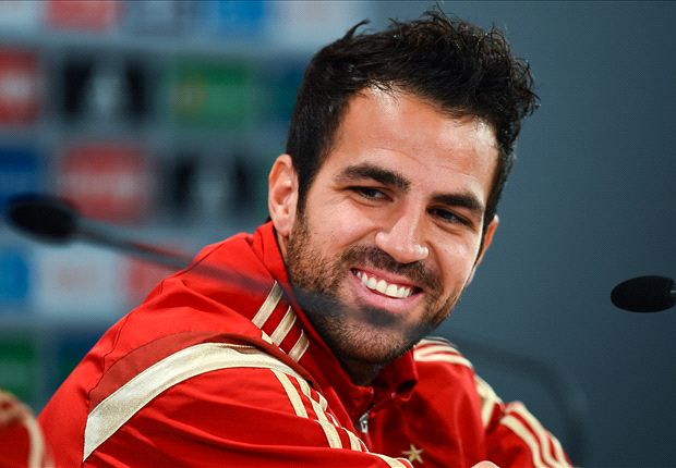 Fabregas: I want to win absolutely everything at Chelsea
