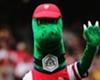 Wenger wades into mascot debate