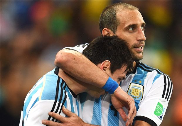 Zabaleta: Iran defended with 11 men behind the ball