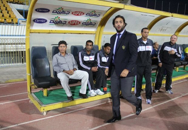 Mido sacked by Zamalek