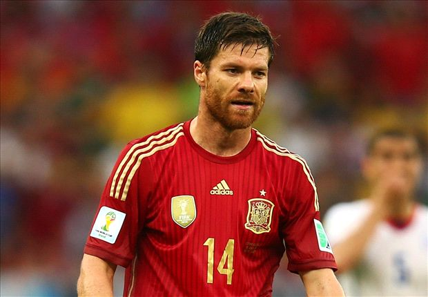 Xabi Alonso refuses to retire from Spain squad