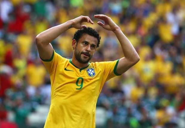 Fred se ganó el abucheo de todo Brasil durante toda la Copa