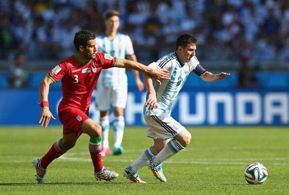 Argentina 1-0 Irán: Lionel Messi y Sergio Romero evitan la tragedia