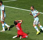 Messi voorkomt blamage Argentinië