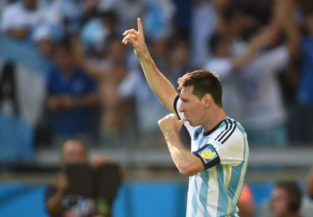 Messi: World Cup final is the game of our lives